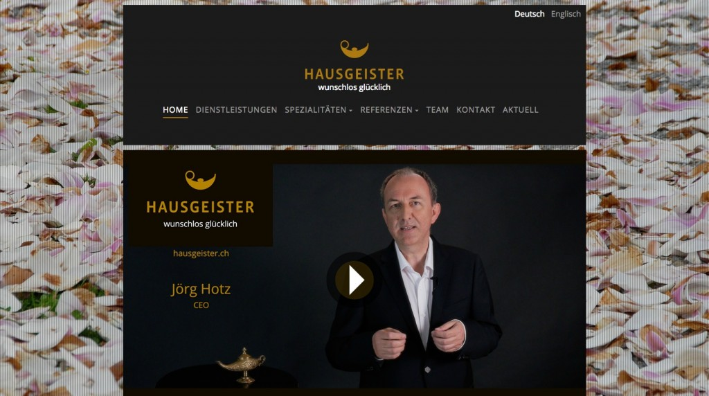hausgeister-home