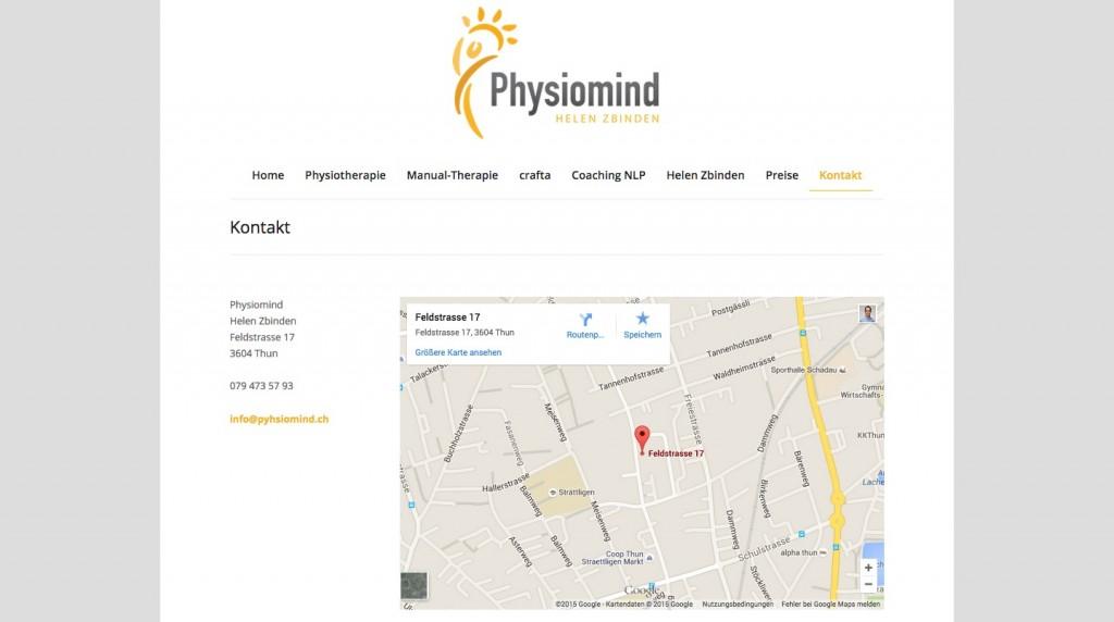physiomind-kontakt