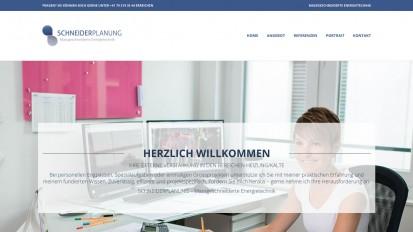 Schneider Planung