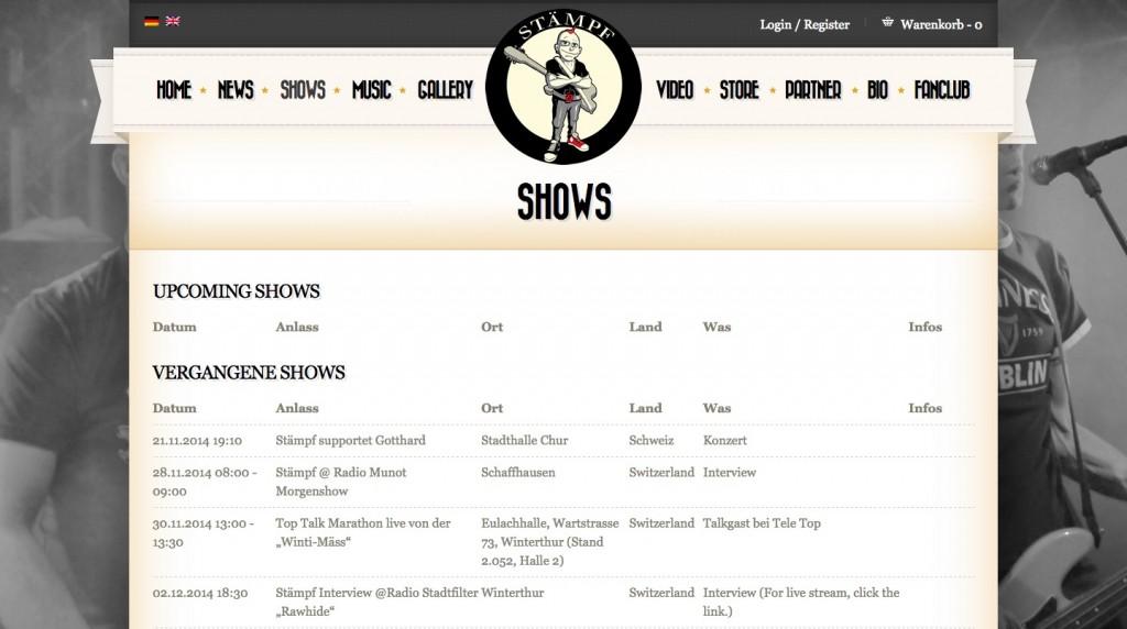 staempf-showlist
