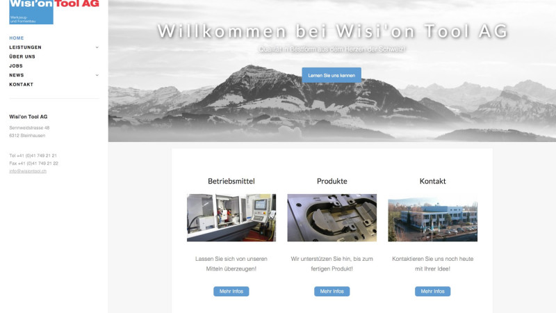 Wisi'on Tool AG