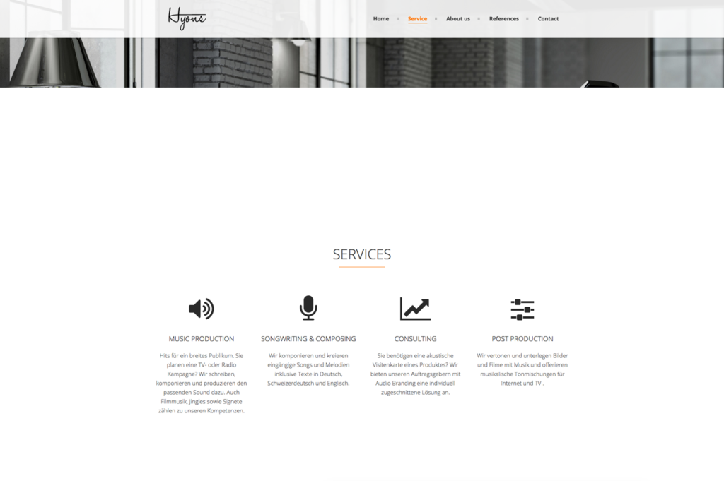 hyons-services